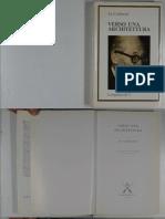 Le Corbusier - Verso Una Architettura