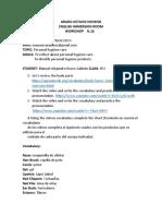 Trabajo de aula de inmersion; Guia 16; Correccion; Manuel Alejandro Reyes Galindo; 803]