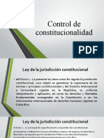 JURISDICCION CONSTITUCIONAL