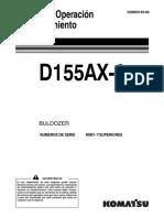 2 O&M D155AX-6 80001 up GSN00139-00