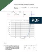 Solución gráfica de circuitos con diodo