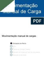 Movimentaçao de Carga Manual