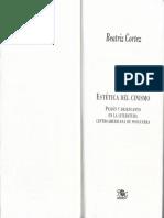 Beatriz Cortez. Estética del cinismo