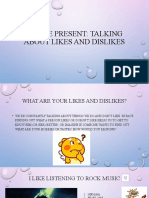 Simple present  likes and dislikes.pptx