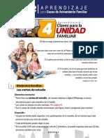 Tema 4 - Claves para la Unidad Familiar