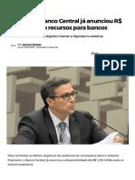 Com crise, Banco Central já anunciou R$ 1,2 trilhão em recursos para bancos.pdf