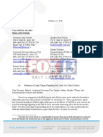 SLC School District - Legal Claims Letter