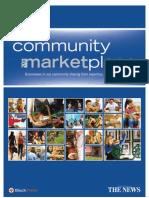Community Marketplace 2011