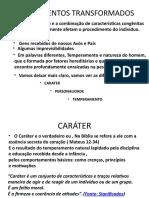TEMPERAMENTOS TRANSFORMADO