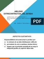 Dr. Pablo Tinajero - La responsabilidad extracontractual del Estado
