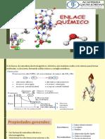 Enlace químico PPT