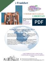 HERBERT MARCUSE Y ERICH FROMM- Unidimensionalidad y Libertad