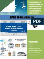 3 M Series GPRS M-bus