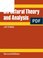 J. D. Todd (auth.) - Structural Theory and Analysis-Macmillan Education UK (1981).pdf