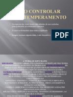 Apresentação  temperamentos - Sanguinio.pptx