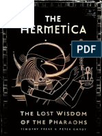 The Hermetica. The Lost Wisdom of the Pharaohs by Timothy Freke, Peter Gandy.pdf