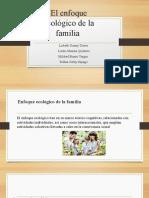 El enfoque ecológico de la familia