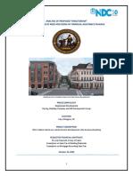 Kingstonian Report - NDC