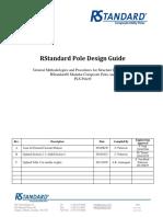 RStandard Pole Design Guide Rev C