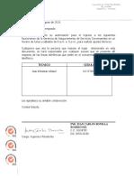 CARTA DE Responsabilidad actualizado