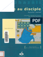 Al-Ghazâlî - Lettre au disciple.pdf