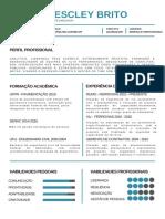 White Simple Clean Graphic Designer Resume_CV
