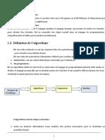 les tableux et les matrices