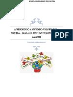 APRENDIENDO Y VIVIENDO VALORES EN LA ESCUELA.docx