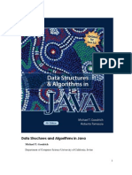 Data Structures and Algorithms in Java 4th