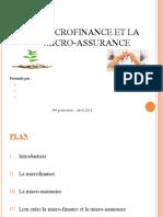 Exposé - Microfinance & Micro assurance (revu)