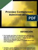 1113 Proceso Contencioso Administrativo 1ra.parte