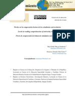 Dialnet-NivelesEnLaComprensionLectoraDeLosEstudiantesUnive-7164280