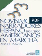 RAMA A - Novisimos narradores hispanoamericanos en Marcha 1964-1980.pdf