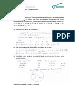 Tarefa - Aula 4 - Estatística e Probabilidade 2020.2