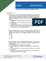 SIMULACRO DE EXAMEN OSCE