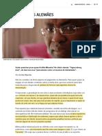 Carta aos alemães - Revista - Goethe-Institut Brasilien