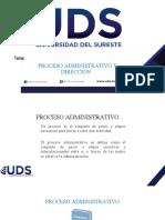 Proceso Administrativo y FODA (1)