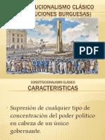 Evolución del Constitucionalismo. (1)