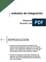 integracion por partes