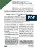 Bamzeirar fazendo ribeirinhar certas práticas ditas de cuidado. Cardoso e Coimbra_2019