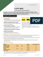 TDS - Spirax S3 ATF MD3