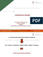 NIIF 4 Contratos de seguros.