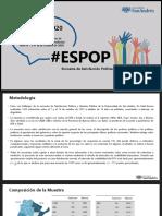 SONDEO Udesa Espop Octubre 2020