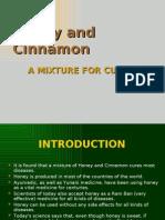 honey cinnamon multiple cures