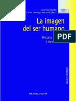 La imagen del ser humano. Historia, literatura y hermenéutica