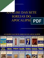 Análise das 7 Cartas do Apocalipse