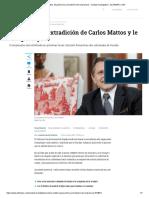 Carlos Mattos_ España frena extradición del empresario - Unidad Investigativa