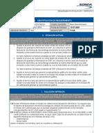 FACTURA ELECTRONICA  - SONDA Propuesta Información ND y NC