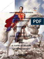 LA PATRIA GRANDE M03
