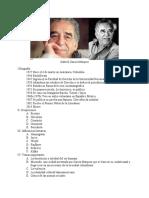 Estilo de las Obras Literarias  de Gabriel Garcia Marquez